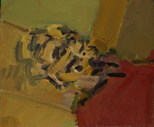 , 'Reclining Head of Julia II,' 2011, Marlborough London