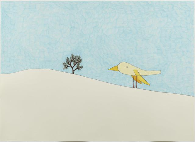 , 'Birdlike Style,' 2008, Tomio Koyama Gallery