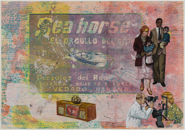 , 'Vedado (No. 10),' 2006, Track 16 Gallery