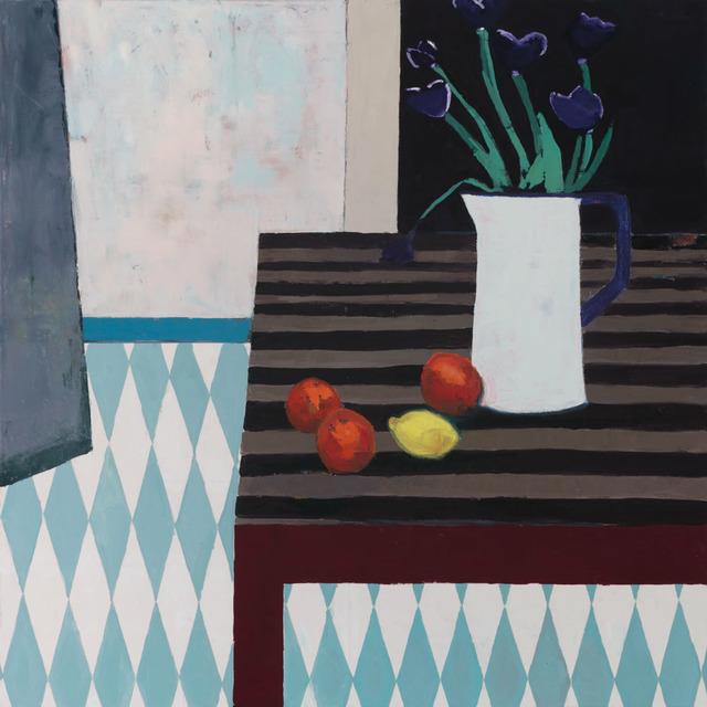 , 'Irises,' 2010-2018, Eisenhauer Gallery