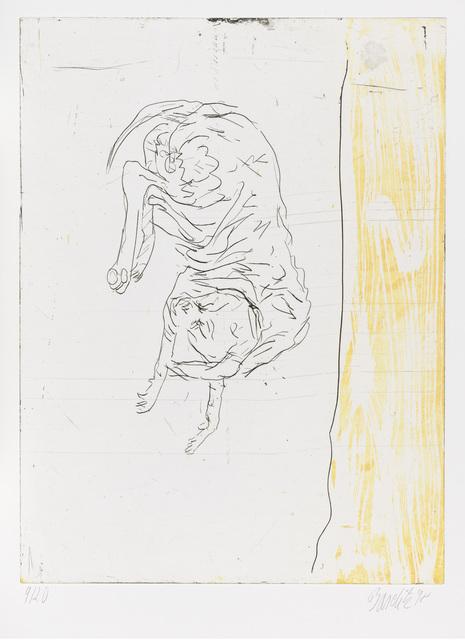 """, 'Igor, from """"Schlafende Hunde"""",' 1998-1999, Gagosian"""