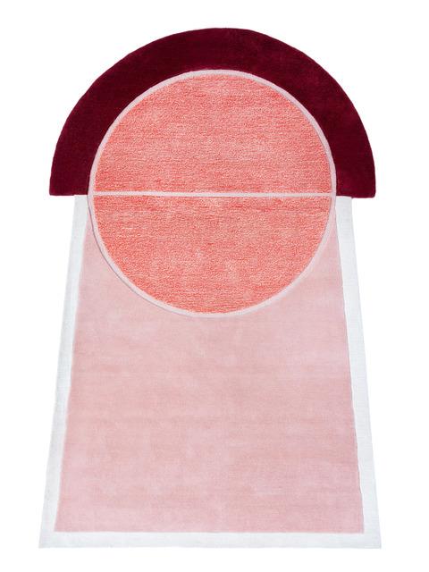 An Aesthetic Pursuit, 'Key Rug / Pink', 2018, Store/Husk Design