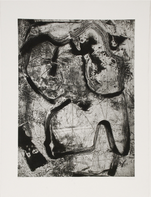 , 'Being One,' 1965, Sragow Gallery