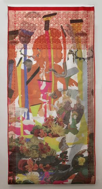 , 'Animist Vabana # 4 (ecstatic),' 2013, Gallery Espace