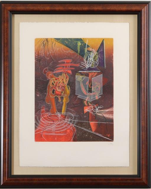Roberto Matta, 'Une saison en enfer', 1978, Les Arts