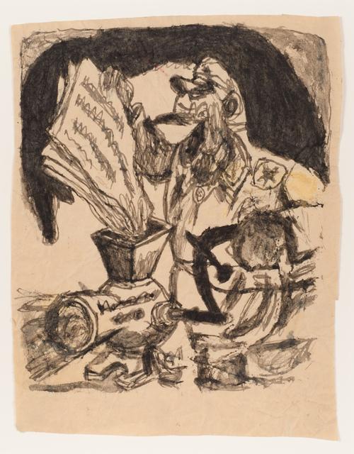 , 'Untitled (Political cartoon),' n.d., Fleisher/Ollman