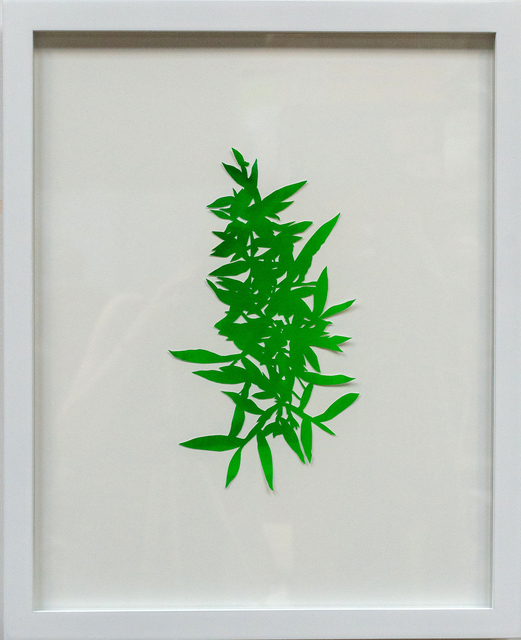 Hannah Cole, 'Florida Grass', 2018, Tracey Morgan Gallery