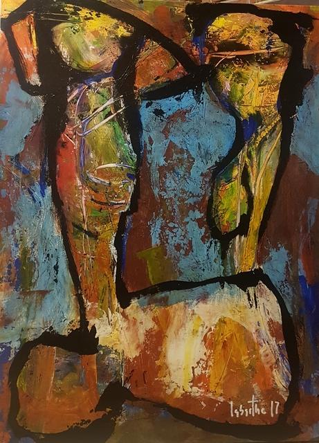André Labarthe, 'Acrílico 93', 2017, ACCS Visual Arts
