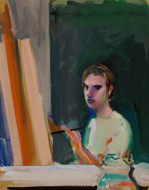 , 'Patrick Angus ( Self-Portrait ),' , Galerie Thomas Fuchs