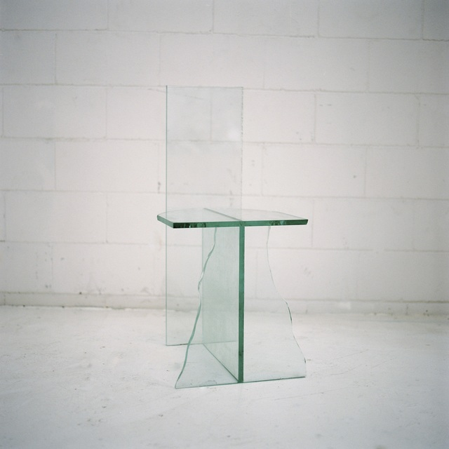 , 'Mirage Glass Chair 4,' 2016, Etage Projects