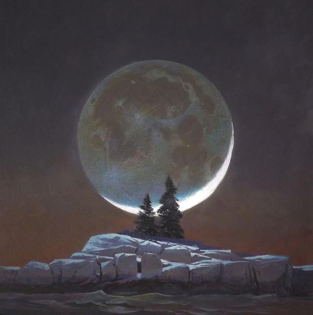 , 'Lunar Sentinels,' 2016, Somerville Manning Gallery