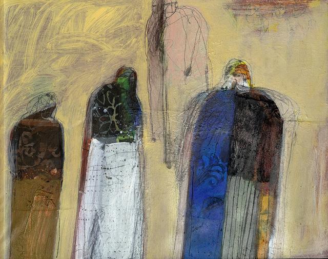 Salman Al Malik, 'Waiting / انتظار', 2014, al markhiya gallery