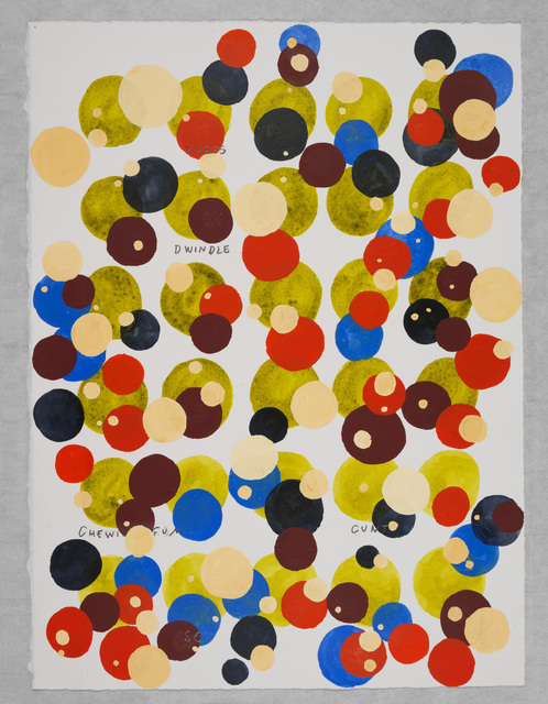 , 'Remembered Words—(Harps),' 2013, Galleria Raffaella Cortese