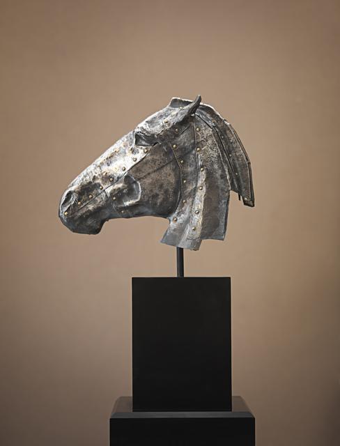 , '2. Greek Head,' 2018, Sladmore Contemporary