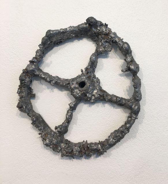 , 'Wheel ii,' 2018, Geary