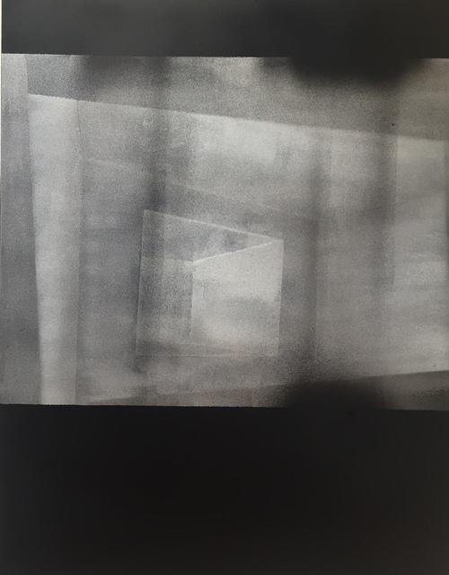 , 'Reflektor (Albers) II,' 2015, bäckerstrasse4