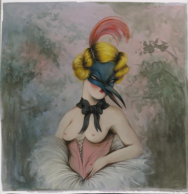 Miss Van, 'MUJER PAJARO I', 2015, Isabel Croxatto Galería