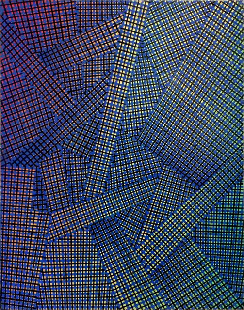 , 'Senza Titolo (Mario Nigro dal periodo della spazio totale),' 1953-1954, Cortesi Gallery
