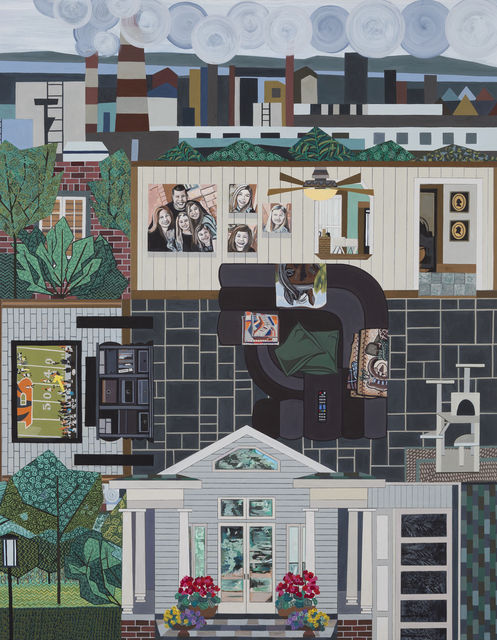 , 'Family Room (Sister),' 2017, Zevitas Marcus