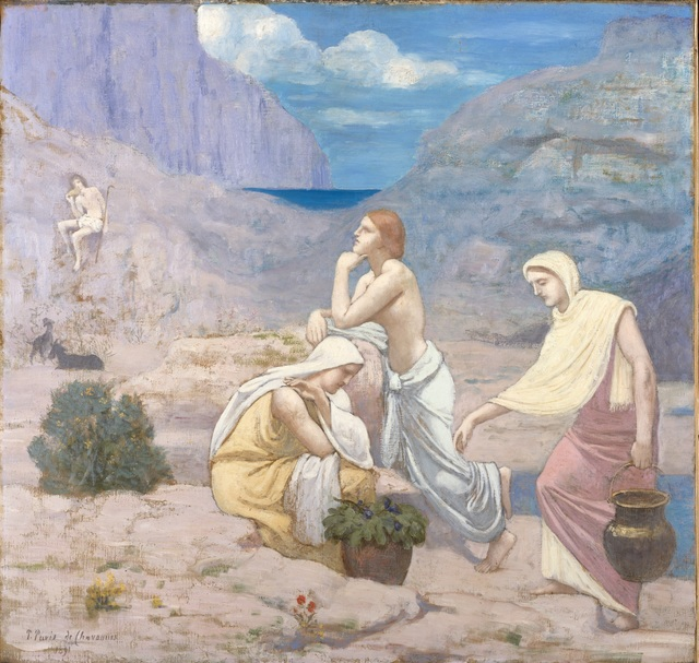 , 'The Shepherd's Song,' 1891, The Metropolitan Museum of Art