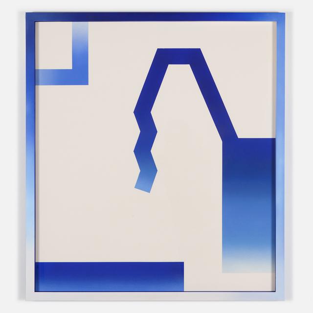 , 'Flatland 4,' 2016, Patrick Parrish Gallery