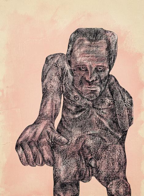 Carlos Fragoso, 'Pink Man', 2015, Jason McCoy Gallery