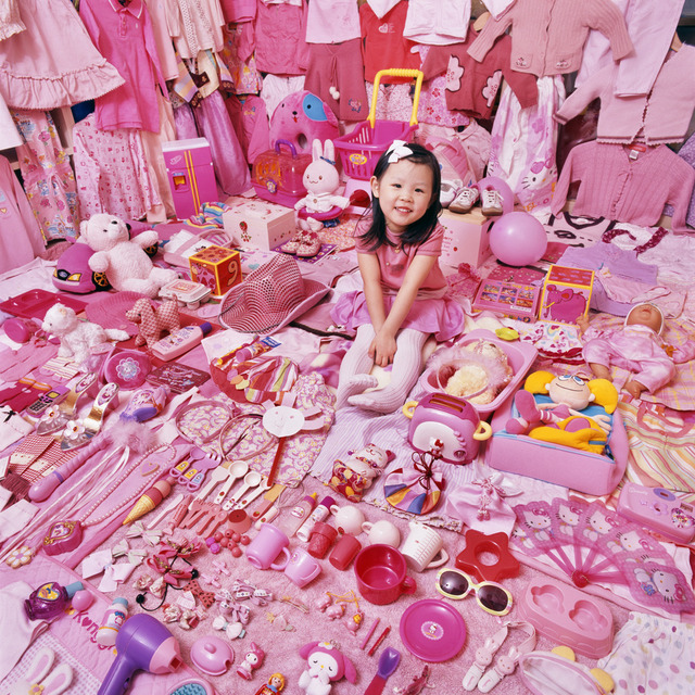, 'Seohyun and Her Pink Things,' 2007, Rosier Gallery