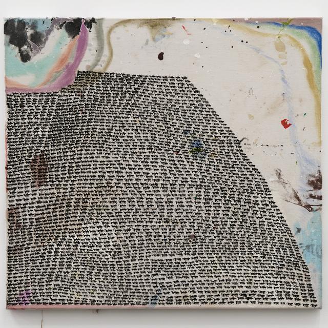 , 'Ant Painting #1,' 2018, Altman Siegel