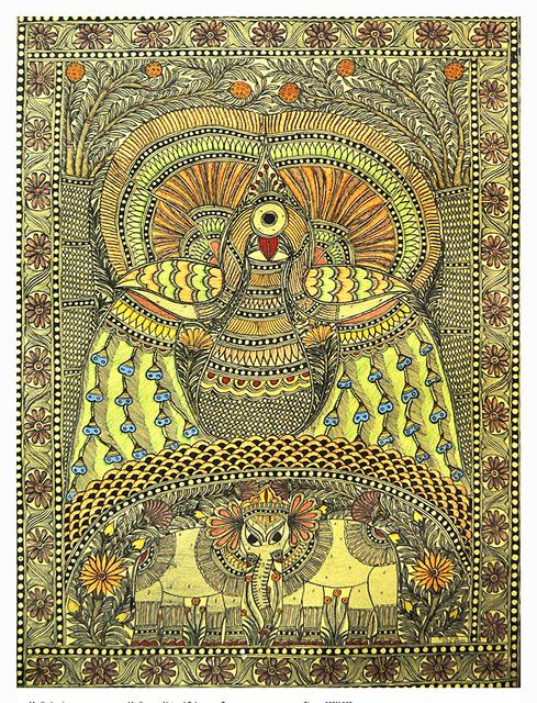 , 'Madhubani - The Indian Tribal & Traditional Art,' , ICAC