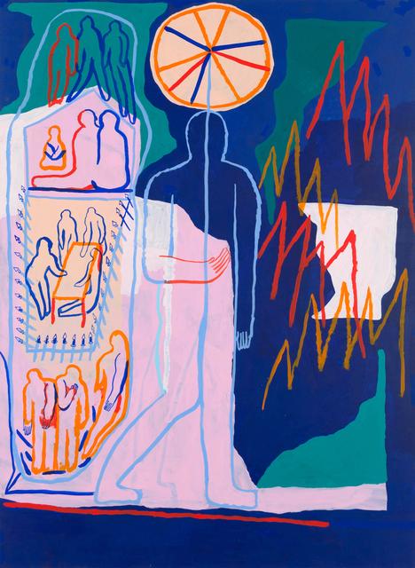 , 'Travail / Famille / Appartement,' 2018, Urban Spree Galerie