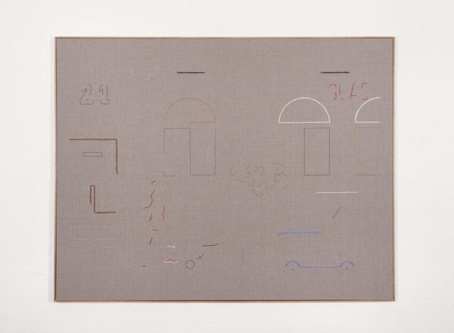 , 'Sites Of Memory (Tulegatan 21),' 2018, ELASTIC Gallery