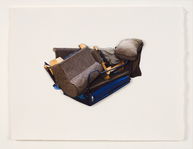 , 'Couch #1,' 2013, Robert Mann Gallery