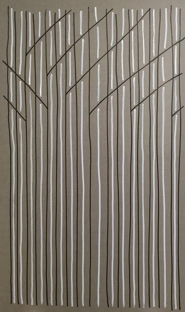 , 'Winter Forest,' 2016, Galerie Martin Janda