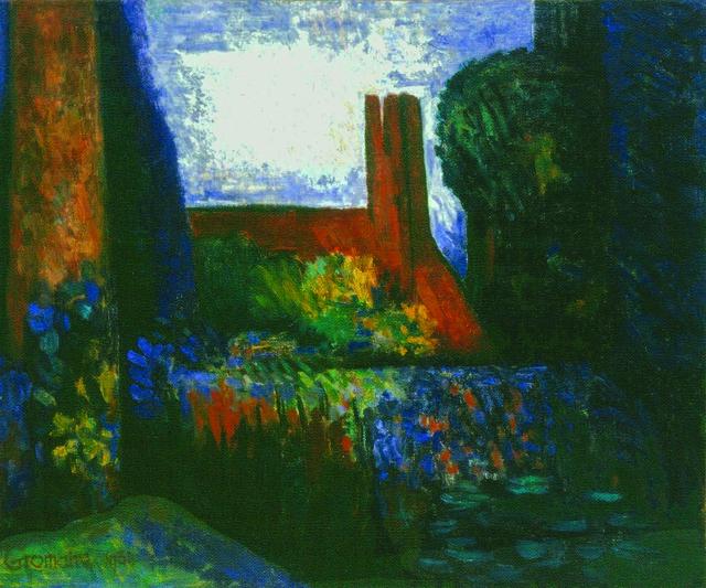 Marcel Gromaire, 'Prairie en Mai (Meadow in May)', 1934, R. S. Johnson Fine Art