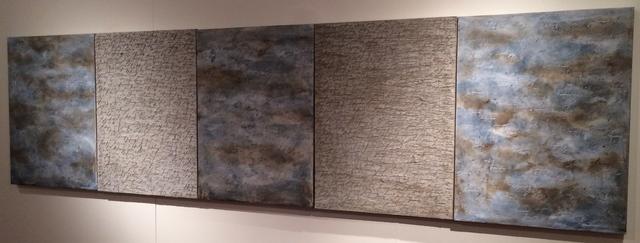 , '2,977,' 2013, Galleria Ca' d'Oro