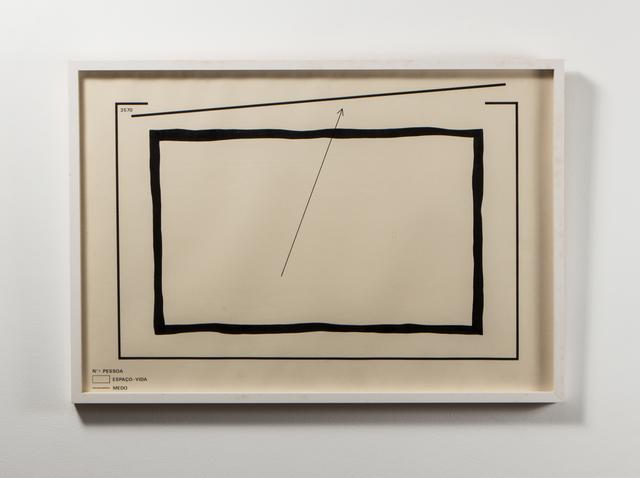 , 'Untitled,' 1973, Galeria Raquel Arnaud