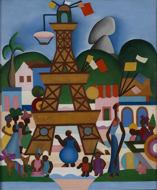 , 'Carnival in Madureira (Carnaval em Madureira),' , The Museum of Modern Art