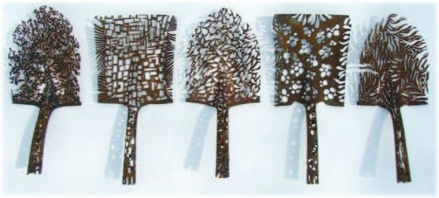 , 'ShovelHeads,' 2013, Imlay Gallery