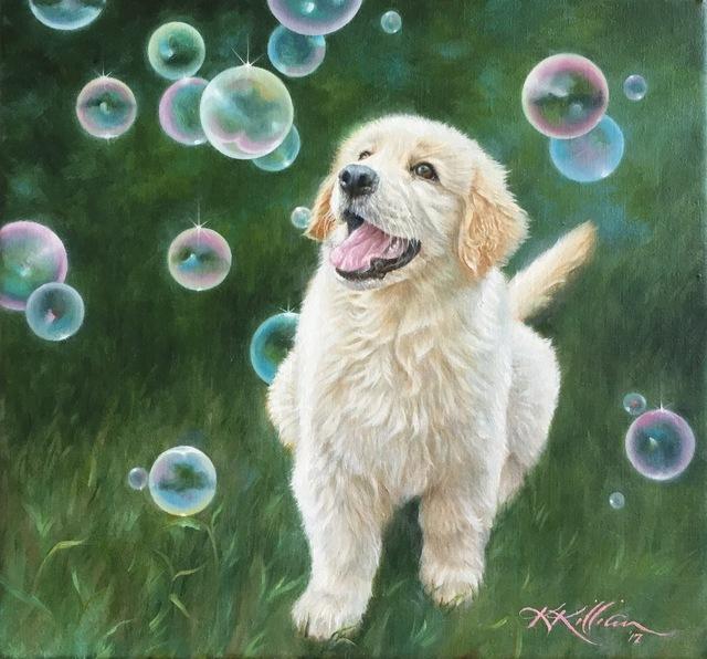 ", '""Shirley Temple"",' 2017, Dog & Horse Fine Art"