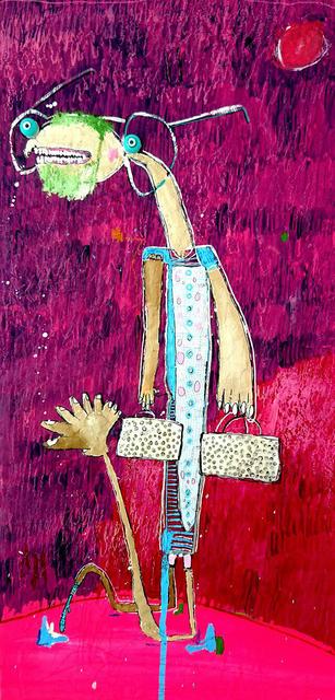 Rafa Macarrón, 'CON ESTO VA...', 2017, Aurora Vigil-Escalera Art Gallery