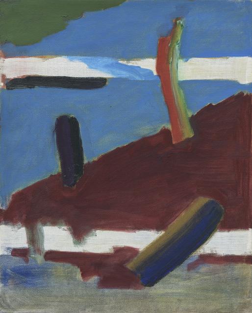 , 'Hellepoort 8,' 1985, Zeno X Gallery