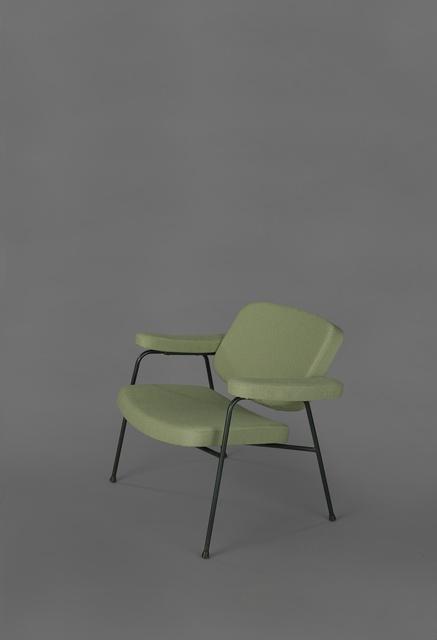 Pierre Paulin, 'Pair of armchairs CM190F', 1958, Galerie Pascal Cuisinier