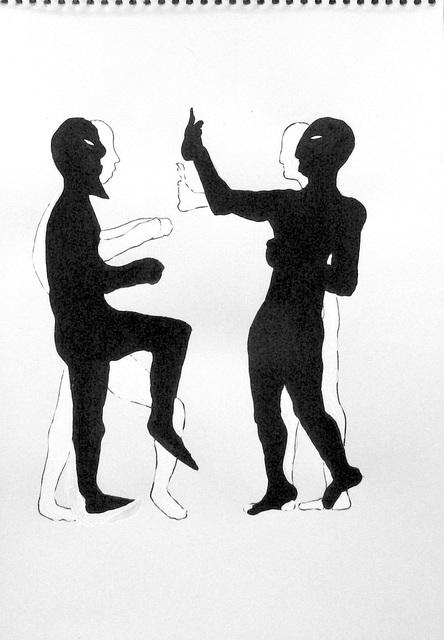 , 'Untitled (Picabia),' 2014, Nora Fisch