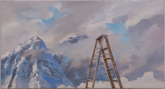 Adam Cvijanovic, 'Santi's Ladder', 2012, Postmasters Gallery