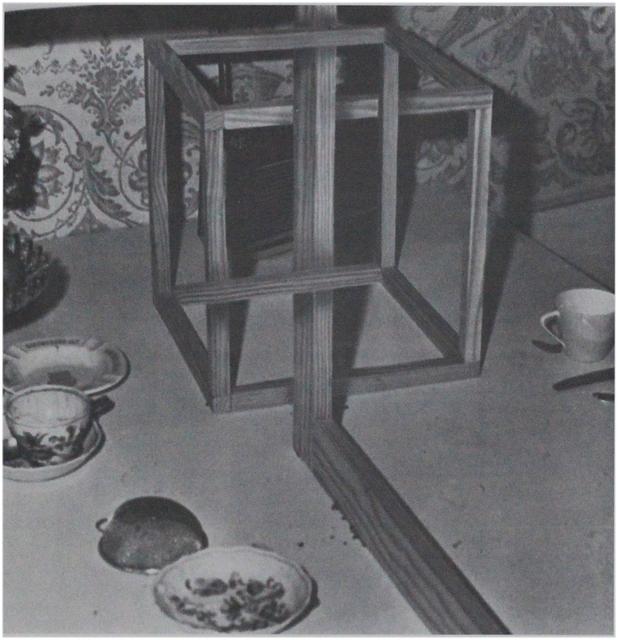 , '9 Objekte,' 1969, bromer kunst