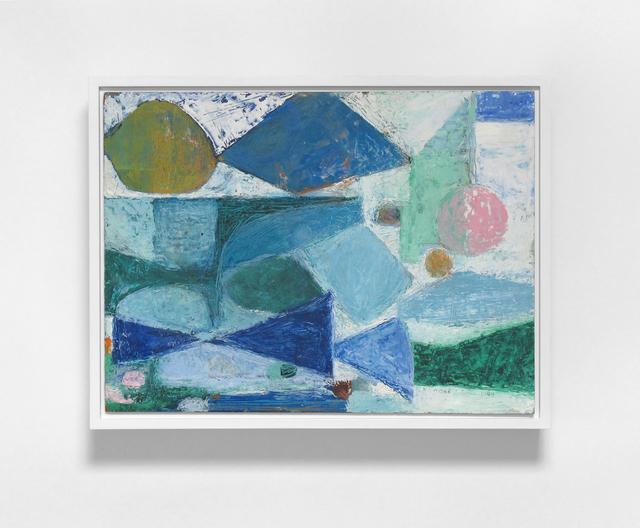 , 'L'Envoi,' 1949, Inman Gallery