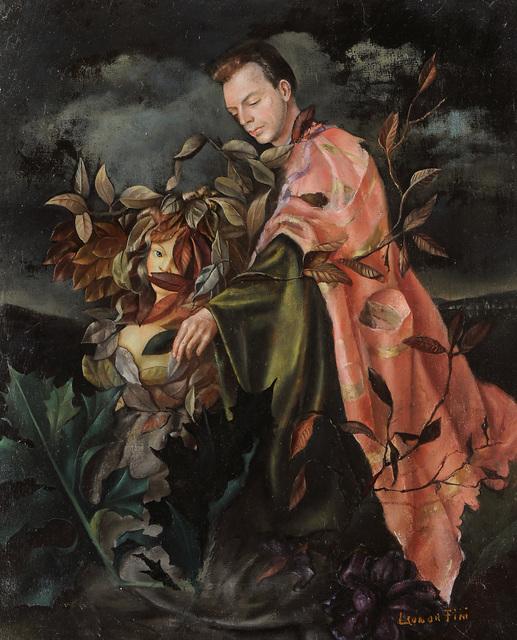 , 'Autoportraite avec Stanislao Lepri,' 1942-1943, Leila Heller Gallery