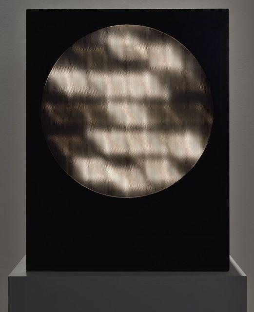 , 'Projection lumière à structure variable n°2,' 1966, Galerie Mitterrand