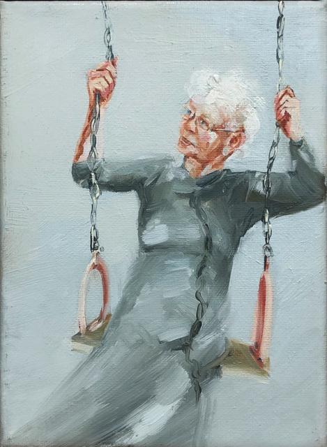 , 'Mom Swinging2,' 2017, Dan Gallery