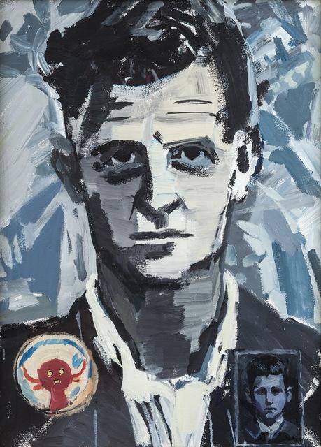 , 'Philosopher Ludwig Wittgenstein and His Childhood,' 2012-2013, Aye Gallery